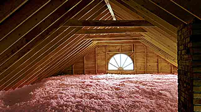 Attic Insulation Services | Priority Pest Services