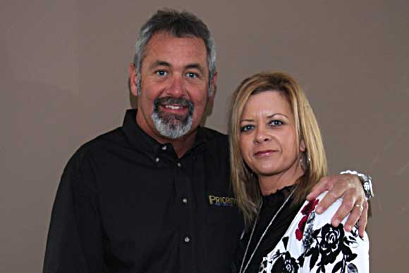 Larry & Sherrie Pilkington - Priority Pest Services