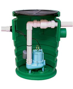 Sump Pump to Pump Water Uphill